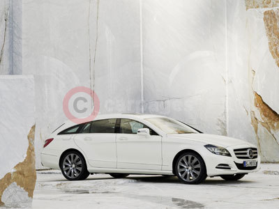 Mercedes Benz CLS Shooting Brake (2013)