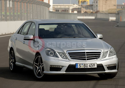 The New Mercedes Benz E 63 AMG