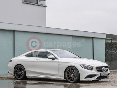 Mercedes Benz S 63 AMG Coupe (2014)