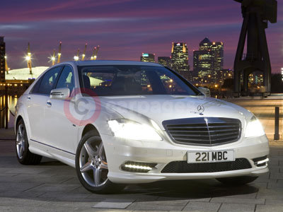 The Mercedes Benz S-Class