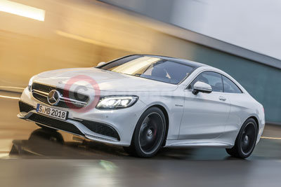 Mercedes Benz S-Class Coupe (MY-2015)
