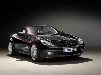 The Mercedes Benz SLK 2LOOK Special Edition