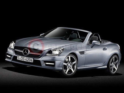 The new mercedes benz slk 2011 for Mercedes benz slk brabus price