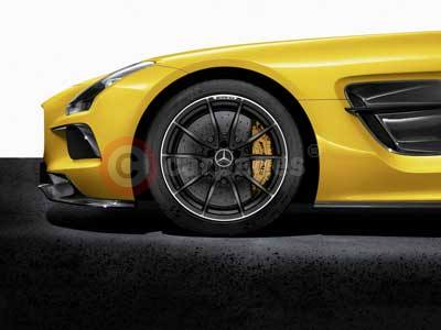 Mercedes Benz SLS AMG Coupe Black Series (2013)