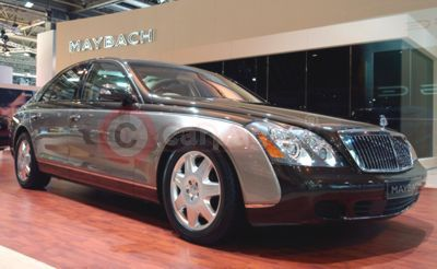 The Maybach 62