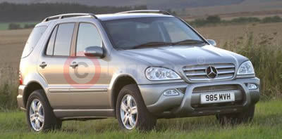 Mercedes Benz M-Class Special Edition