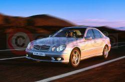 Mercedes Benz E 55 AMG Saloon