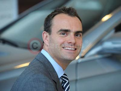 Mike Whittington - Mercedes Benz Sales Director