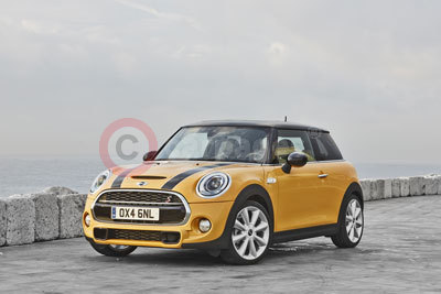 The New MINI (2014)