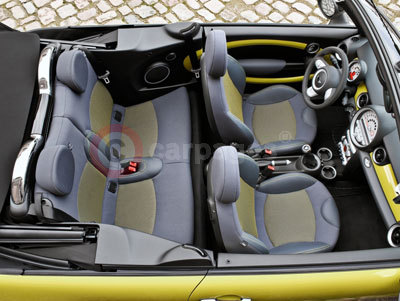 MINI Convertible Interior