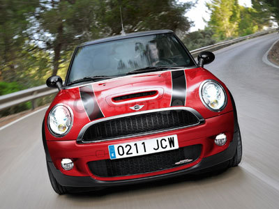 The MINI John Cooper Works Convertible
