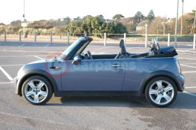Mini Cooperconvertible on Mini Cooper Convertible Side Jpg