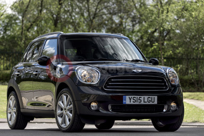 MINI Countryman Cooper D ALL4 Business Edition (MY-2016)