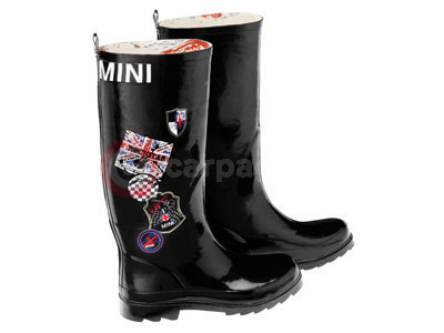 MINI Collection 2009 Wellington Boots