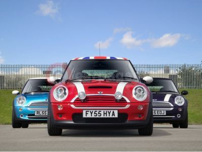MINI Car Manufacturer Of The Year 2005
