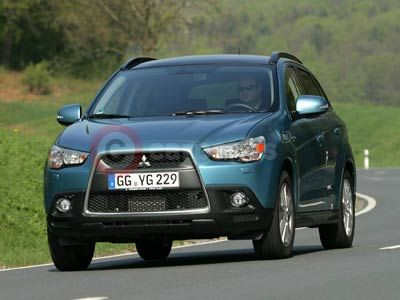 All New Mitsubishi ASX