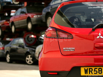 The Mitsubishi Colt