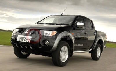 Mitsubishi L200 Warrior Pick-Up
