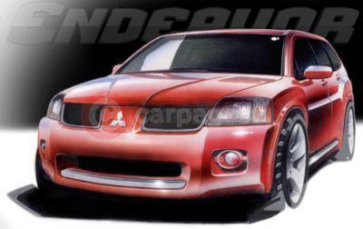Mitsubishi Motors North America To Showcase Ralliart Concepts