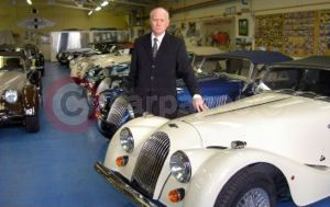 Morgan Motor Company Appoints Alan Garnett As Executive Chairman