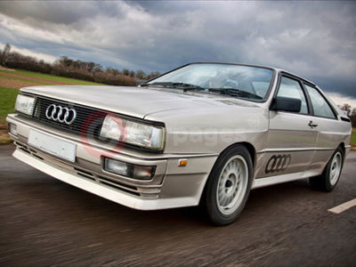 Audi on Motoring News 2009 Wheeler Dealers Takes On The Iconic Audi Quattro