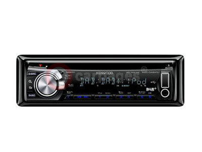 New Kenwood KDC-DAB41U