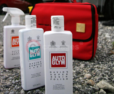 Personalised Autoglym Products