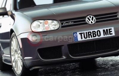 Volkswagen tops the list of the most turbocharged cars