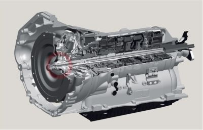 ZF 8-Speed Transmission
