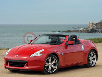 The New Nissan 370Z Roadster