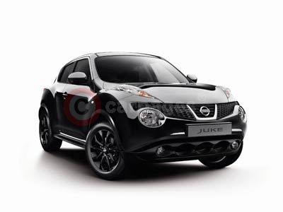Limited Edition Nissan Juke Kuro