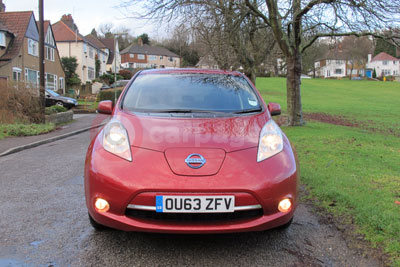 Nissan Leaf Review (2014)