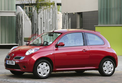 The Nissan Micra