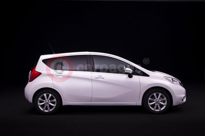 New Nissan Note (2013)
