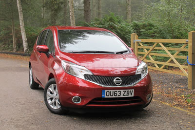 Nissan Note Review (2013)