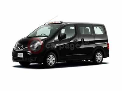 ten nissan nv200 combi taxis for earthquake affected areas. Black Bedroom Furniture Sets. Home Design Ideas