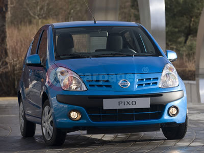 The New Nissan Pixo