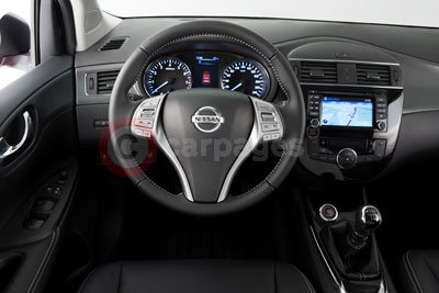 Nissan pulsar dig t 190 engine joins the line up my 2015 for Nissan pulsar interior
