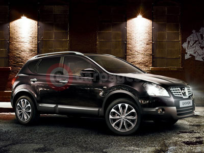 home car news Nissan news Nissan Qashqai news The Nissan Qashqai and