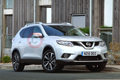 Nissan X-Trail 1.6 litre DIG-T 163PS (MY-2016)