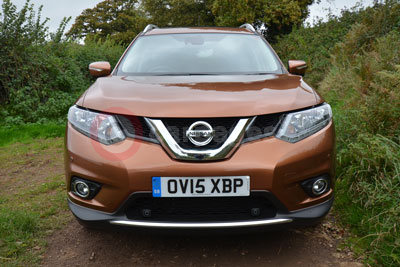 Nissan X-Trail Review (2016)