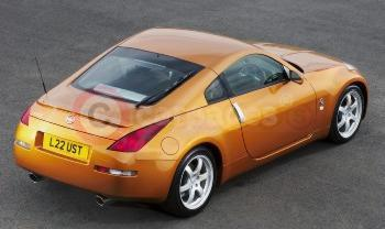 nissan 350z 39 top gear magazine car of the year 39 2004. Black Bedroom Furniture Sets. Home Design Ideas