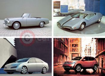 Nissan Celebrates 50 Years Of Design