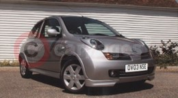 Micra With Accessory Body Kit