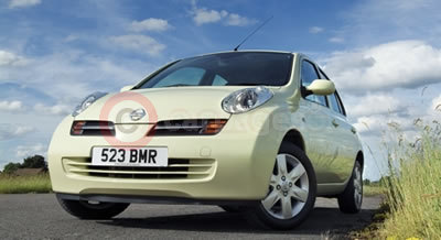 Nissan Micra SE Extras