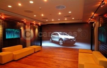 Power Wall - Nissan Design Europe
