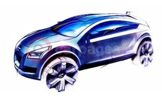 The QASHQAI Concept Car