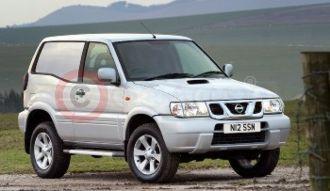 car news Nissan news Terrano Van - Even More Specs Ap