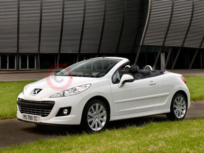 The New Peugeot 207 CC