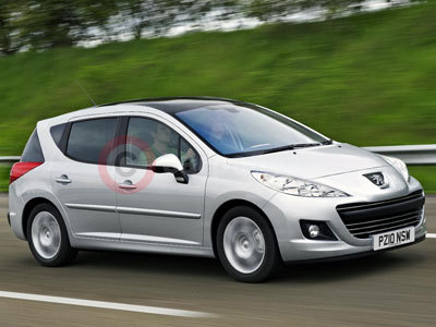 the peugeot 207 now available with a new 6 speed gearbox. Black Bedroom Furniture Sets. Home Design Ideas